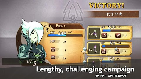 M&M Clash of Heroes Screenshot 14