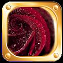 Rose Drop LiveWallpaper icon