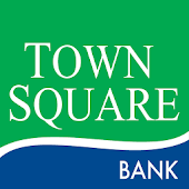 Town Square Bank for Tablet