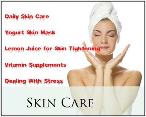 Beauty Face Tips