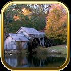 Blue Ridge Parkway Puzzle Game icon