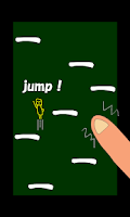 Screenshot of jump man