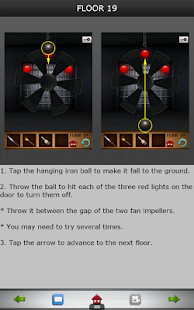 100 Floors Official Cheats- screenshot thumbnail