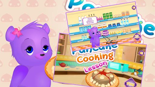 調理パンケーキ