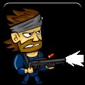 Zombie predator logo