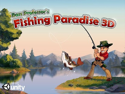 Fishing Paradise 3D Free+ - screenshot thumbnail