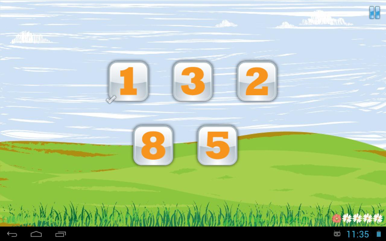 Kids Learn Maths- screenshot
