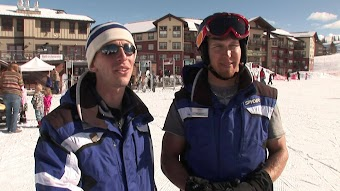 Duggars Hit the Slopes