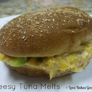 Cheesy Tuna Melts.