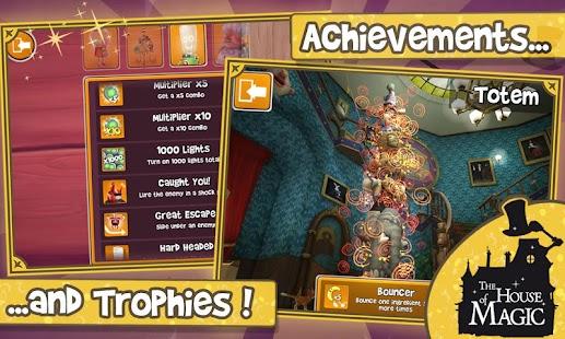 دانلود بازی خانه سحر و جادو House Of Magic v1.0