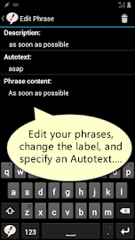 Autotext PhraseExpress Screenshot 3