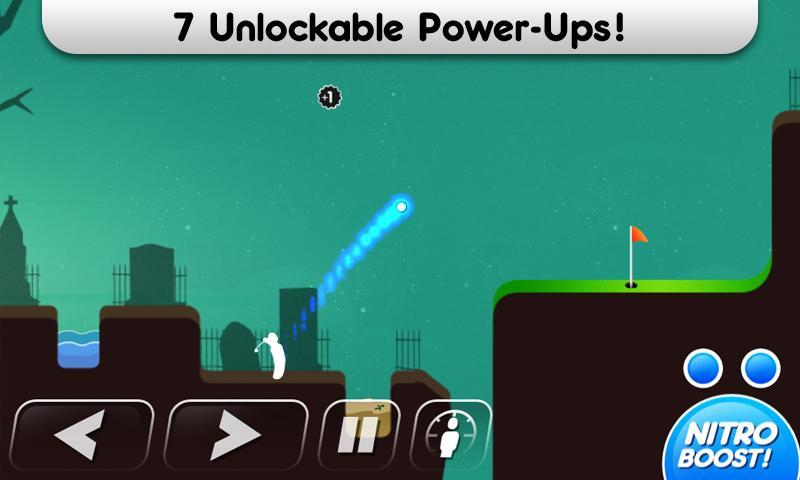 Super Stickman Golf screenshot #12
