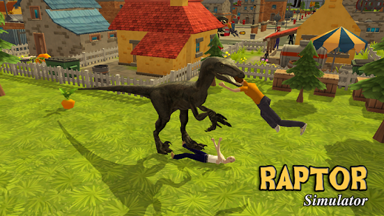 Raptor Simulator Dino Extreme+