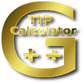 Tip Calculator Gold