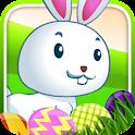 Happy Easter Eggs icon