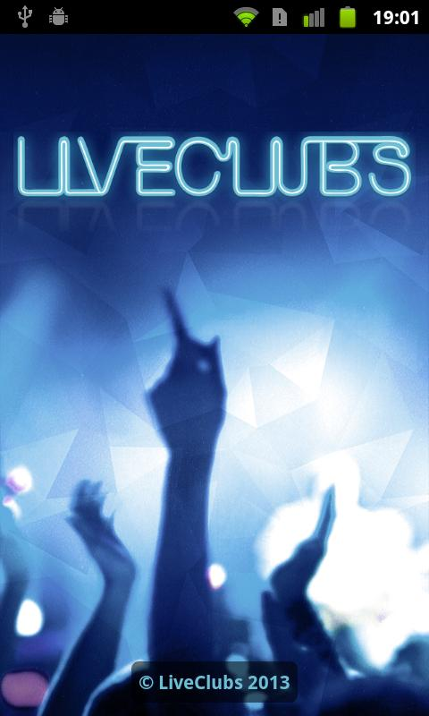 LiveClubs - Guia Ocio Nocturno- screenshot