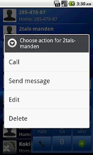 EasyDialer T9 - screenshot thumbnail
