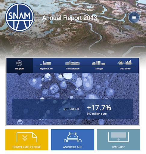 SNAM AR 2013
