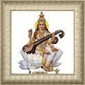 Maa Sarswati 3D Live Wallpaper icon