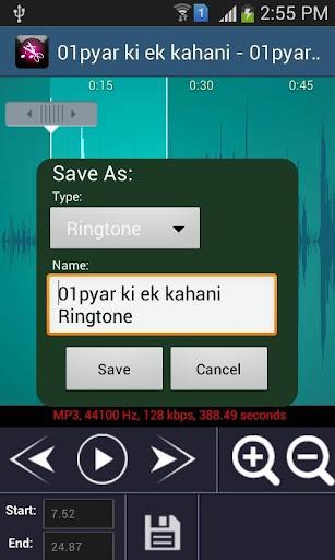玩娛樂App|Sharp Mp3 Ringtone Maker免費|APP試玩