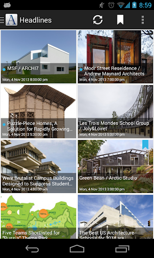 Architecture News