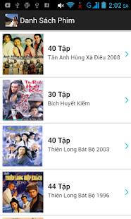 Phim Kiếm Hiệp Kim Dung