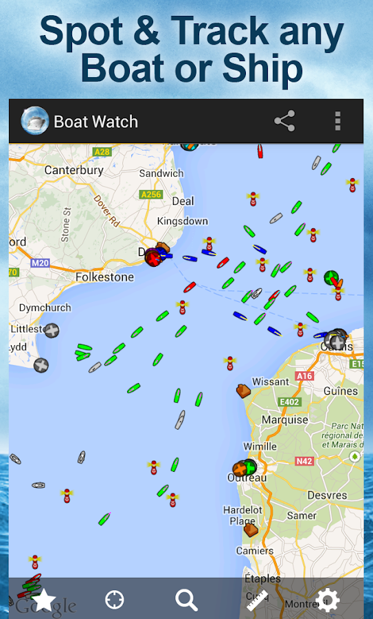 Boat Watch- screenshot