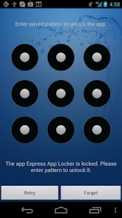 Express App Locker Free - screenshot thumbnail