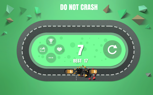Racing And Crash