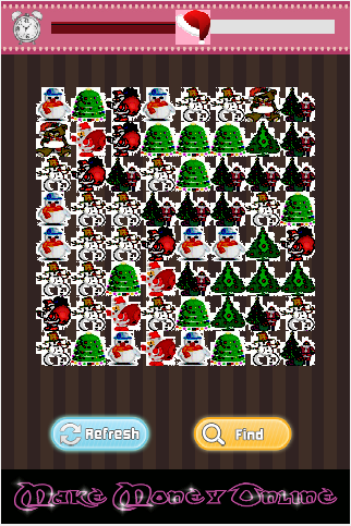 Christmas X-MAS Puzzle