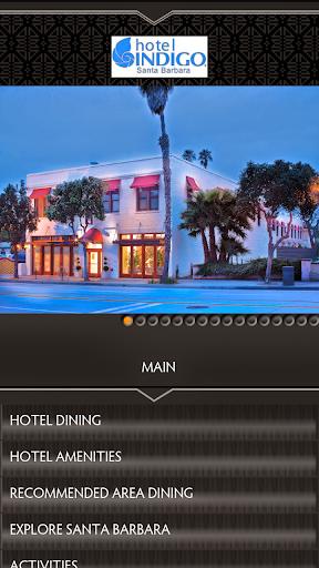 Hotel Indigo Santa Barbara CA