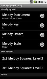 Melody Squares- screenshot thumbnail