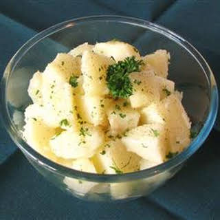 Italian Potato Salad.