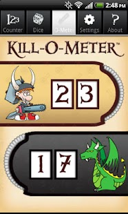 Munchkin Level Counter- screenshot thumbnail