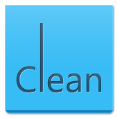 Clean - GO Launcher Theme