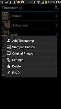 Camera Timestamp Add-on