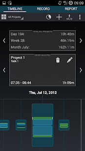 Time Tracker - Timesheet - screenshot thumbnail