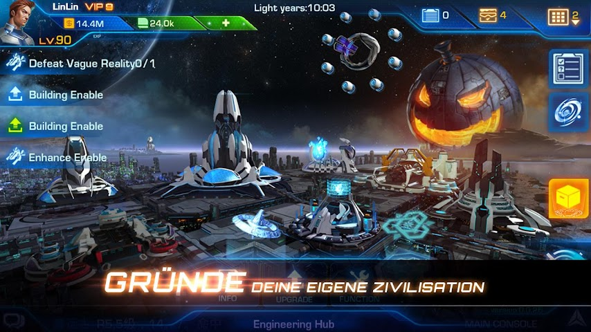 android Galaxy Legend Screenshot 7