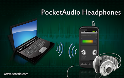 PocketAudio Headphones - screenshot thumbnail
