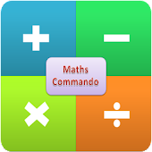 Maths Commando (Ad Free)