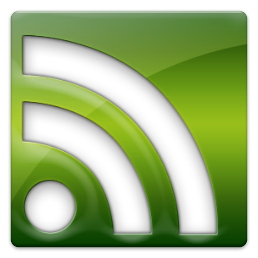 RSS Feeds LOGO-APP點子