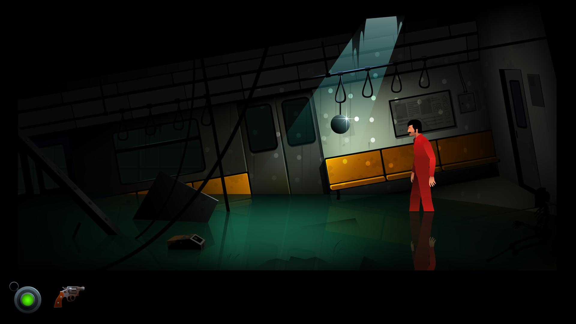 The Silent Age screenshot #1