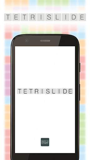 Tetrislide - Slide the Blocks