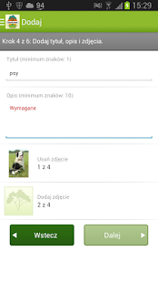 Gumtree Poland - screenshot thumbnail