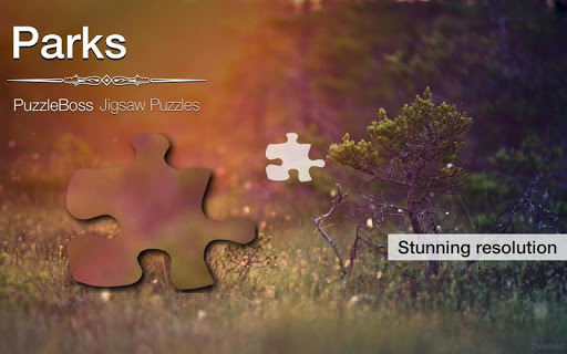 Park Jigsaw Puzzles Demo