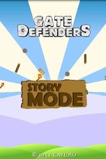 Gate Defenders Free - screenshot thumbnail