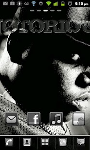NotoriousBIG Theme - screenshot thumbnail