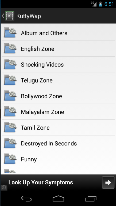 Tamil & Malayalam Video Songs - screenshot