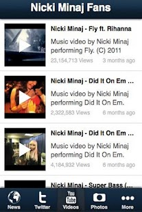 Nicki Minaj Fans - screenshot thumbnail