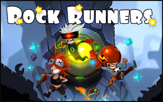 Screenshot of Rock Runners